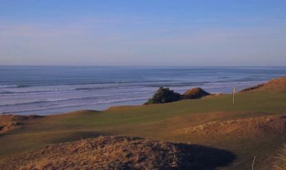 Pacific Dunes No. 11 - Grant Rogers, Director of Instruction