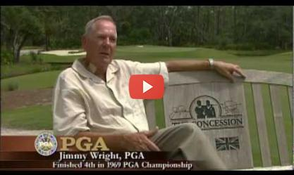 Jimmy Wright Road to PGA