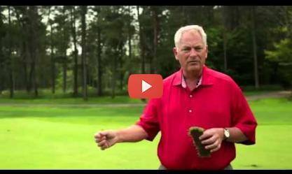 Replacing Divots - Mad River Golf Club